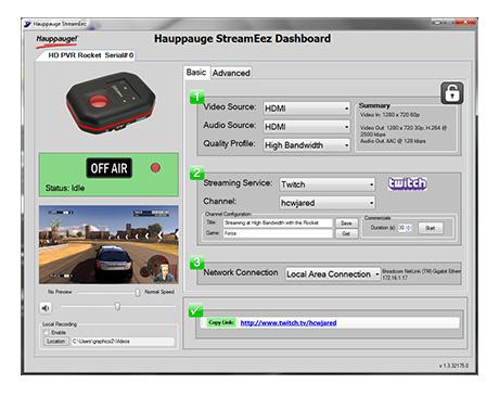 Hauppauge | HD PVR 2 model 1512/1508